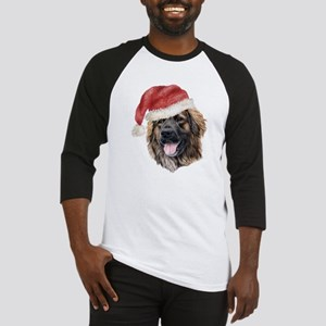 Christmas Leonberger Baseball Jersey
