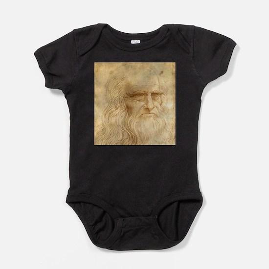 Leonardo Da Vinci Body Suit