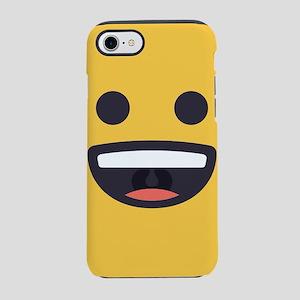 Happy Emoji Face iPhone 7 Tough Case