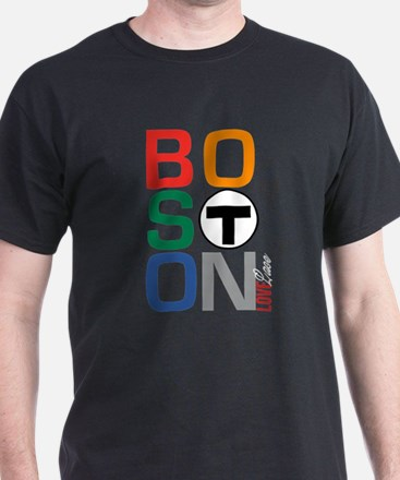 "Boston Multi ""T"" Shirt"