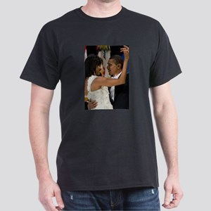 Barack and Michele Obama Dark T-Shirt