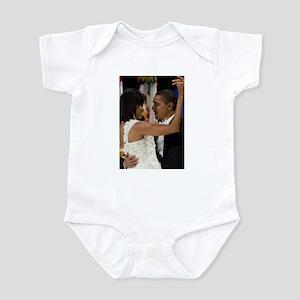 Barack and Michele Obama Infant Bodysuit