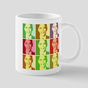 Obama Pop Art Mug