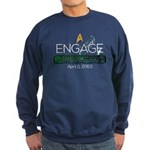 Star Trek : First Contact Day Sweatshirt