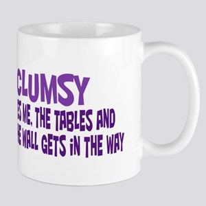 Not Clumsy Mug