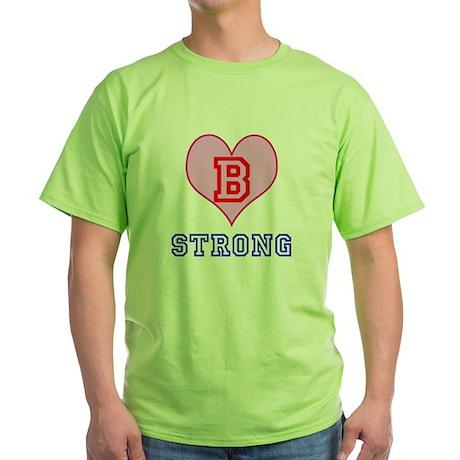 B Strong Boston T-Shirt