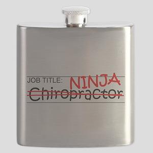 Job Ninja Chiropractor Flask