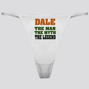 Dale The Legend Classic Thong