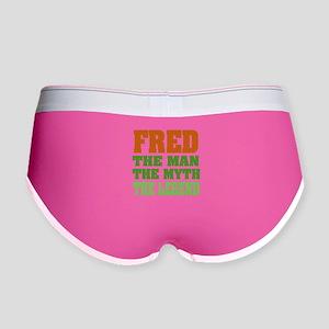 Fred The Legend Women's Boy Brief