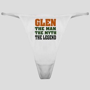 Glen The Legend Classic Thong