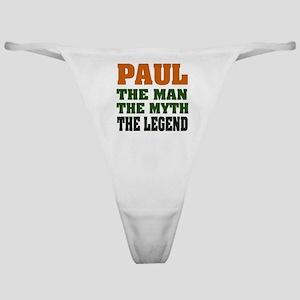 paulMML Classic Thong