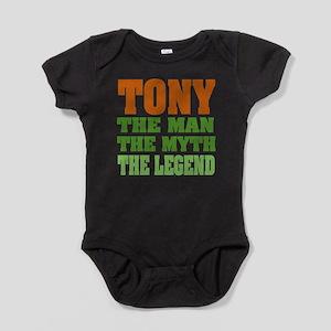Tony The Legend Baby Bodysuit