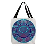 Pentacle Phases 2017 Polyester Tote Bag