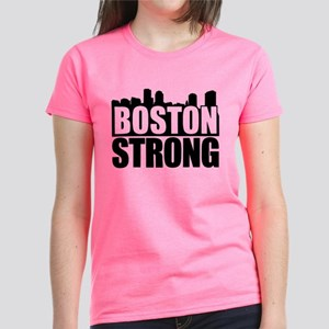 Boston Strong Black T-Shirt