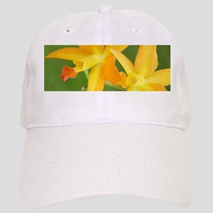 Golden Orchids Cap