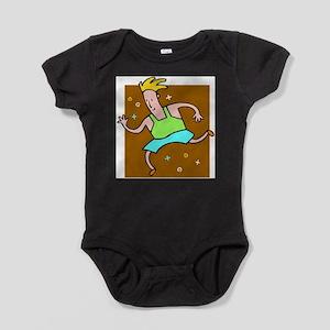 Jogging Baby Bodysuit