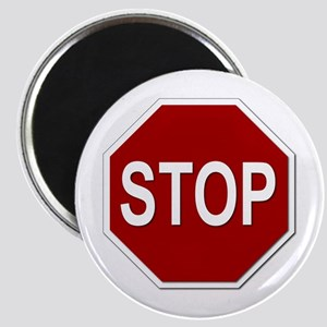 Sign - Stop Magnet