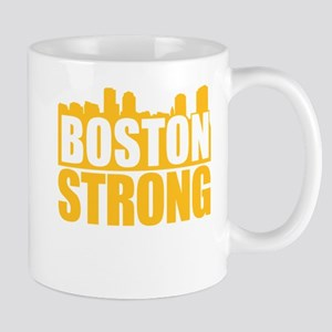 Boston Strong Gold Mug