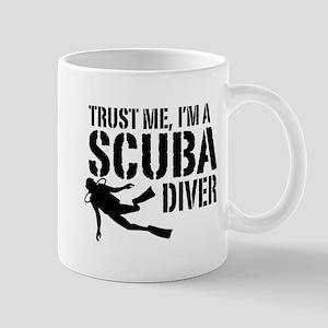 Trust Me I'm A Scuba Diver Mug