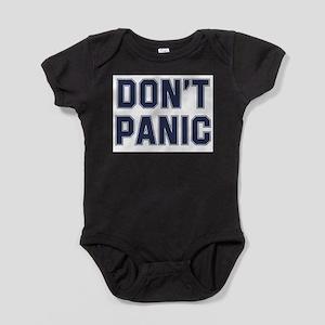 Dont Panic Baby Bodysuit