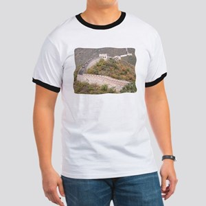 Climbed Great Wall Photo - Ringer T