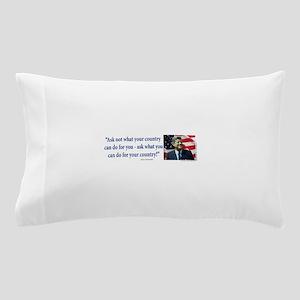 John F Kennedy Pillow Case