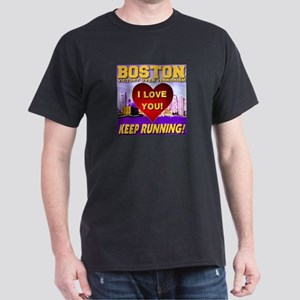 Boston Keep Running Victory Over Terrorism Heart D