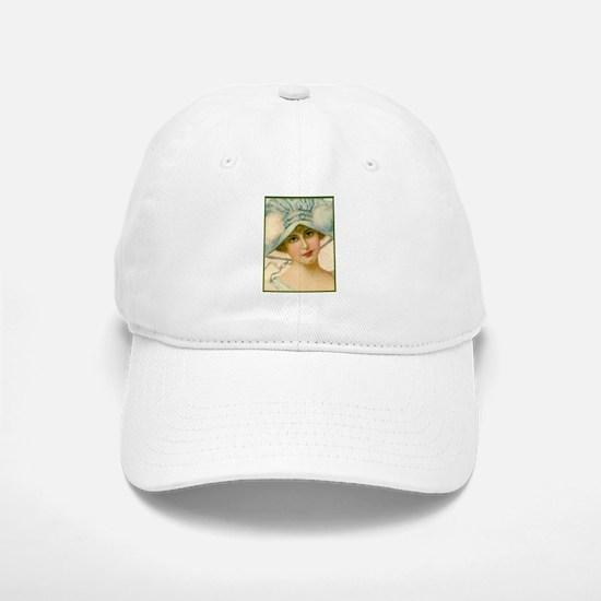 Flapper - Cecily Baseball Baseball Cap