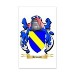 Braunle 20x12 Wall Decal