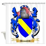 Braunfeld Shower Curtain