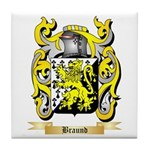 Braund Tile Coaster