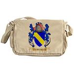 Braun Messenger Bag