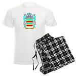 Brauermann Men's Light Pajamas
