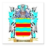 Brauermann Square Car Magnet 3