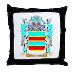 Brauermann Throw Pillow