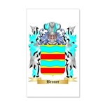 Brauer 35x21 Wall Decal