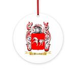 Braudey Ornament (Round)