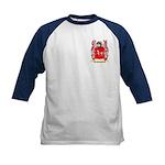Braudel Kids Baseball Jersey