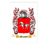 Braudel Postcards (Package of 8)
