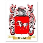 Braudel Small Poster