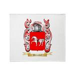 Braudel Throw Blanket