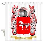 Braudel Shower Curtain