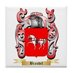 Braudel Tile Coaster