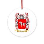 Braudel Ornament (Round)