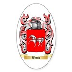 Braud Sticker (Oval)
