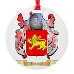 Brassill Round Ornament