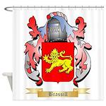 Brassill Shower Curtain