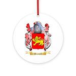 Brassill Ornament (Round)