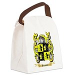 Brassier Canvas Lunch Bag