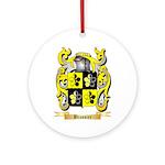 Brassier Ornament (Round)